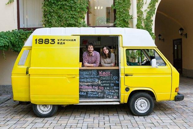 Голландский ресторатор Джон деГрау— обудущем уличных фургонов седой. Изображение № 2.