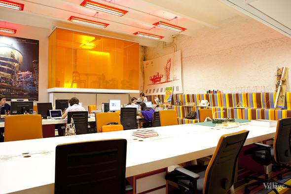 Офис недели (Москва): Pole Design. Изображение № 14.