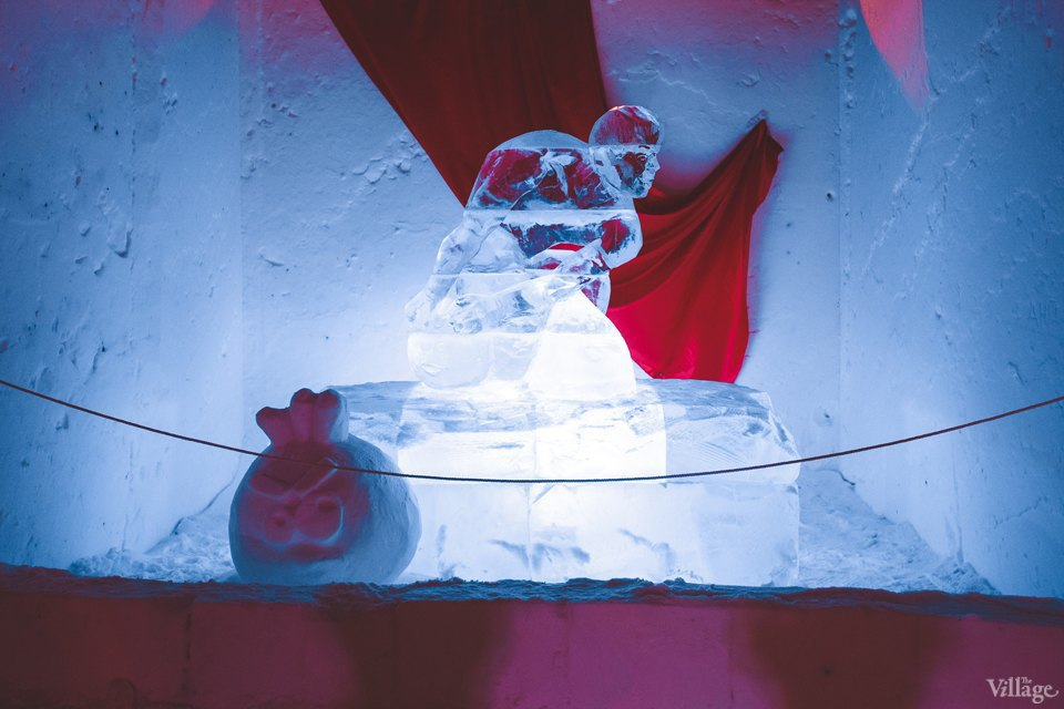 Ледянойлабиринт на ВВЦ. Изображение № 14.