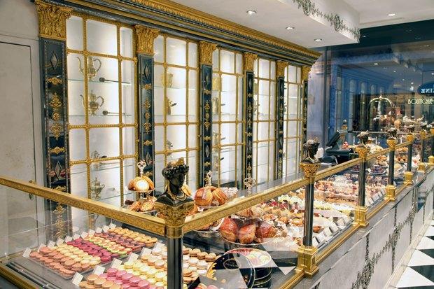 Кондитерская Café Pouchkine в универмаге Le Printemps в Париже. Изображение № 2.