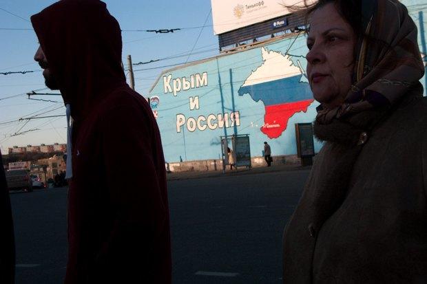 Стена всё стерпит: Кторешил украсить Москву патриотическими граффити. Изображение № 3.