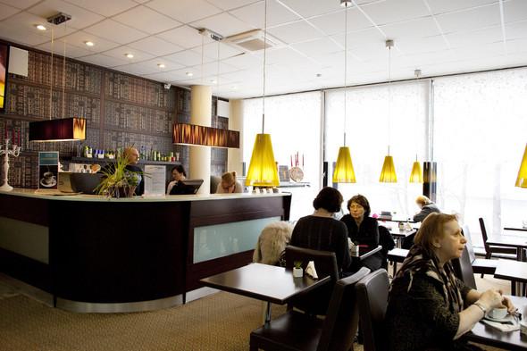После прочтения съесть: 5 кафе при магазинах. Изображение № 37.