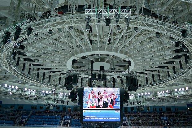 Куда люди смотрят: Что внутри Олимпийских стадионов. Изображение № 22.