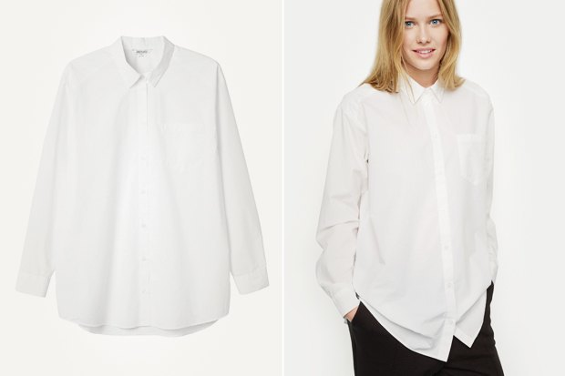 Где купить женскую рубашку: 9вариантов отодной до35тысяч рублей. Изображение № 2.
