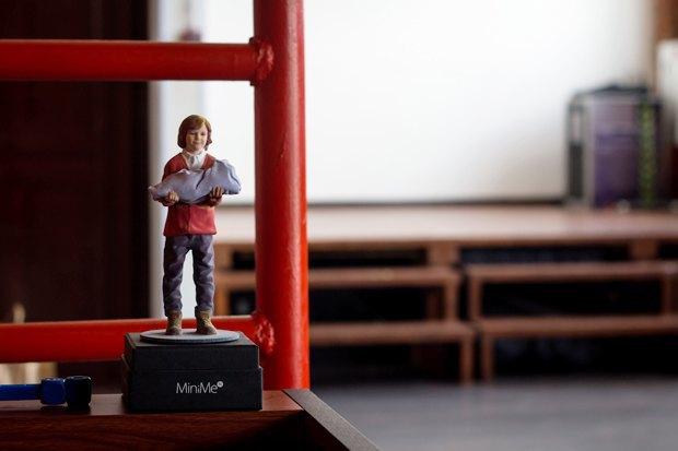 На «Красном Октябре» открылась студия 3D-фотографии. Изображение № 3.