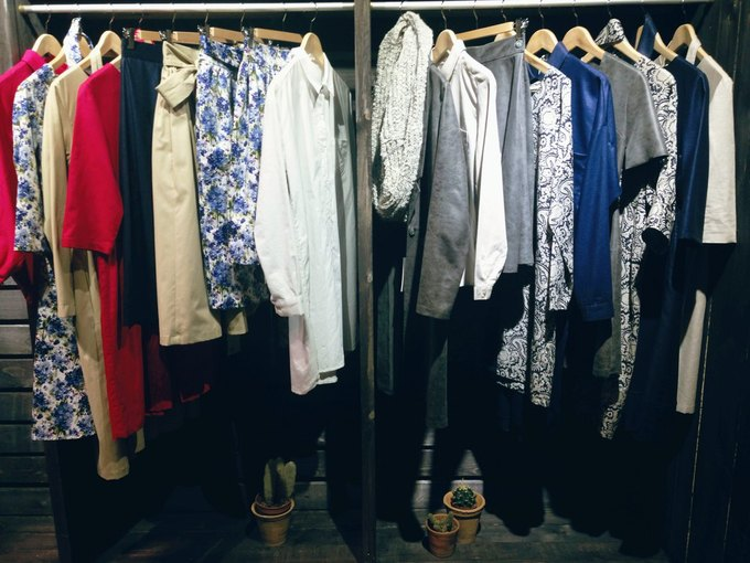 В «Лофт Проекте Этажи» открывается магазин одежды местных иазиатских брендов. Изображение № 1.