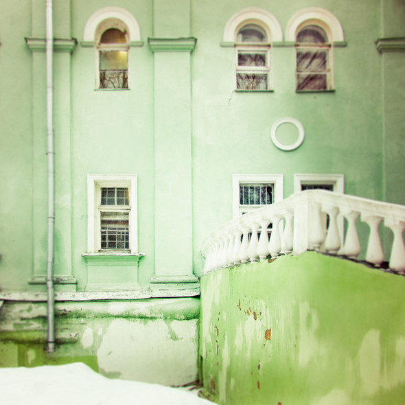 В зоне риска: Зелёный театр на ВВЦ. Изображение № 14.