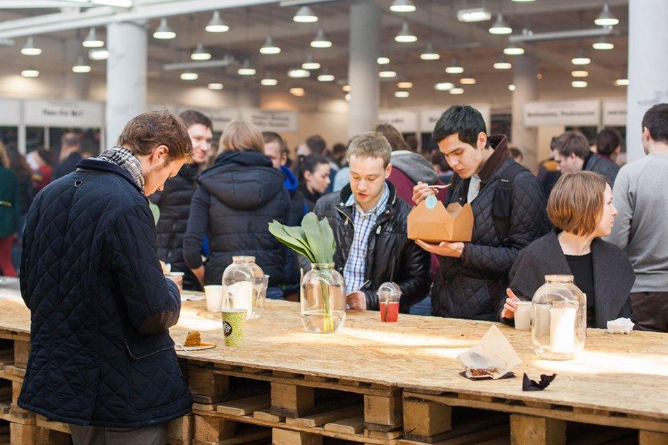 Первый Городской маркет еды сезона. Изображение № 9.