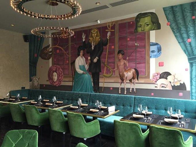 В Москве открылся ресторан корейской кухни Elements. Изображение № 1.