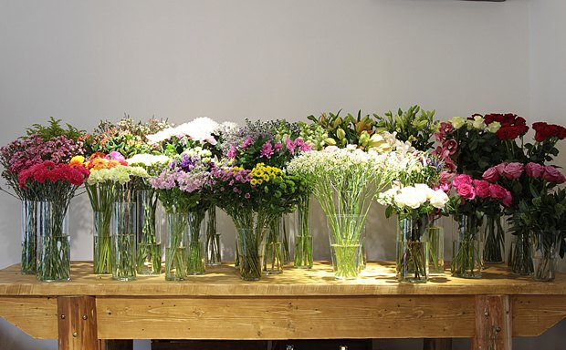 Наулице Марата открылся цветочный магазин Joy. Изображение № 3.