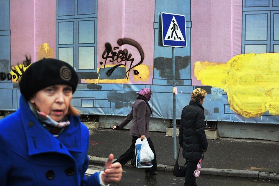 Камера наблюдения: Москва глазами Марии Плотниковой. Изображение № 7.