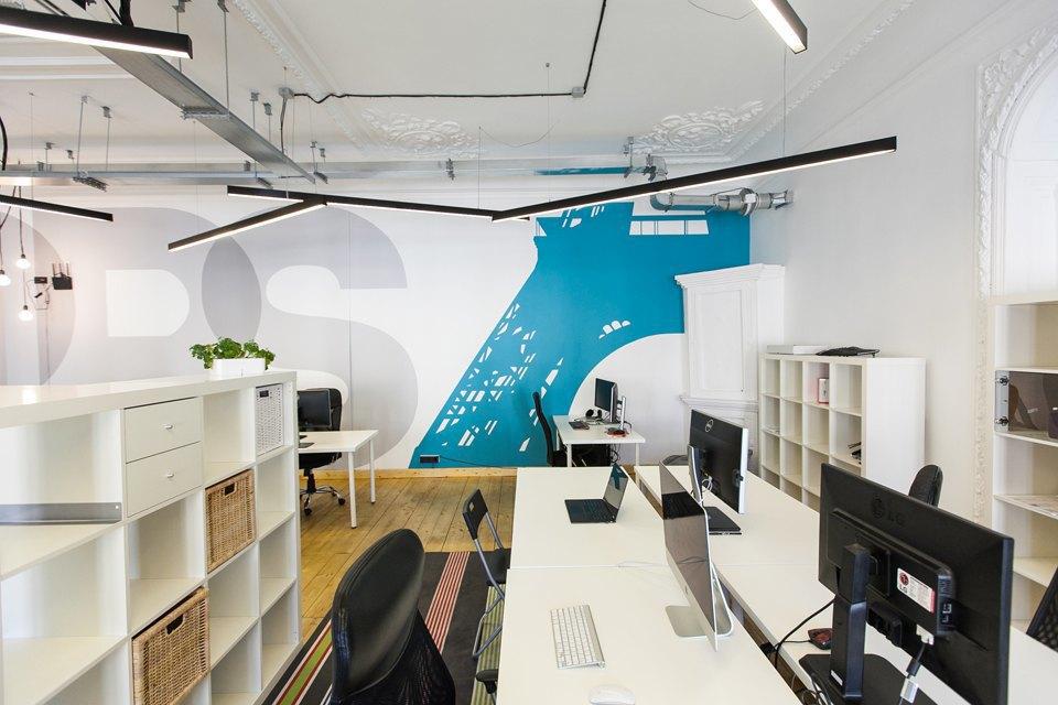 Офис IT-компании в бывшей коммуналке. Изображение № 31.