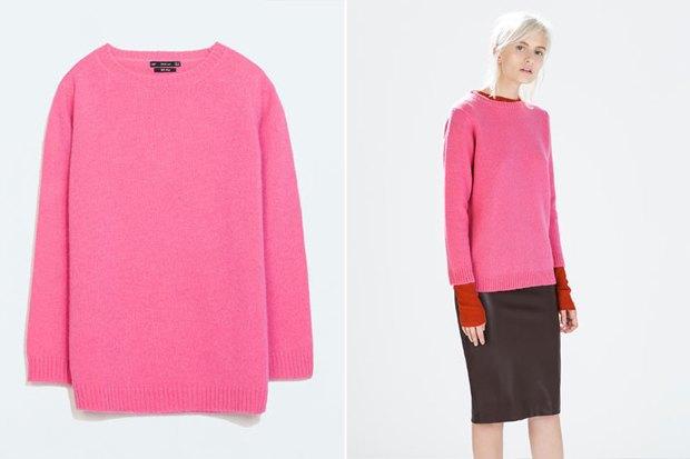 Где купить женский свитер: 9вариантов от 999рублей до 42тысяч рублей. Изображение № 3.