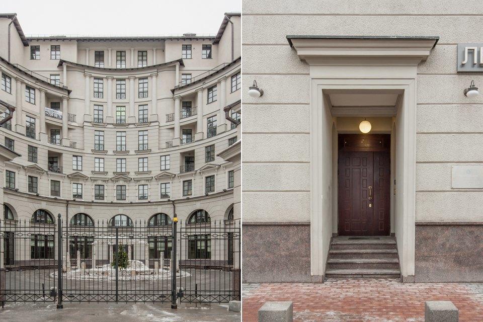 Нелужковский стиль: 5 удачных современных зданий вцентре Москвы. Изображение № 20.