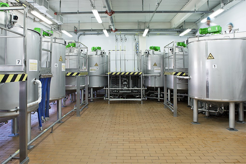 Производственный процесс: Как делают мороженое. Изображение № 20.