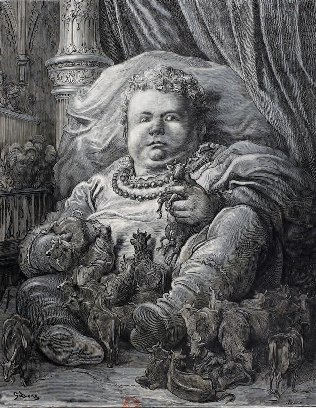 Франсуа рабле гаргантюа и пантагрюэль картинки