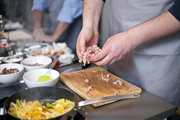 Шеф дома: Грузин и итальянец готовят по рецептам бабушек. Изображение № 97.