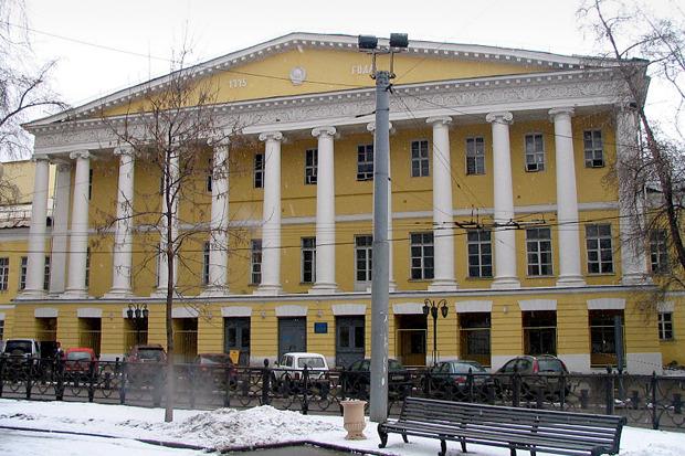 Мосгордума переедет в здание Екатерининской больницы. Изображение № 1.