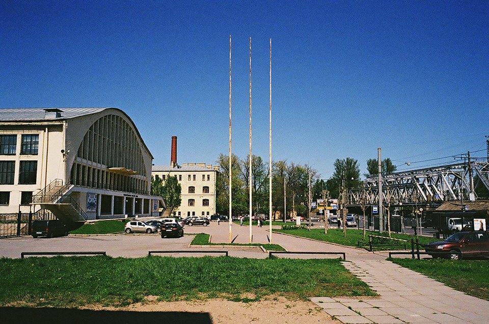 На районе: Выборгский глазами Игоря Симкина. Изображение № 11.