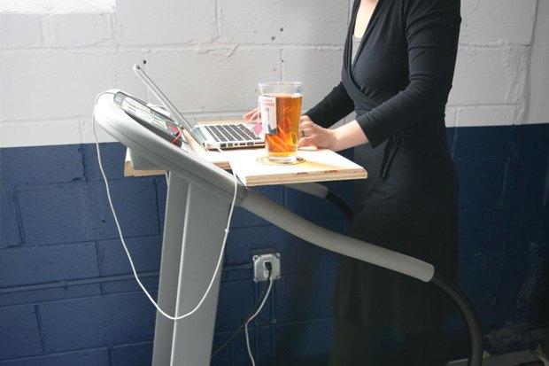 Работа над собой: Александра Шевелева о гибриде рабочего стола и беговой дорожки. Изображение № 8.