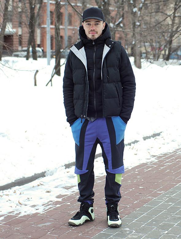 Внешний вид: Игорь Шмелёв, видеодизайнер. Изображение № 1.