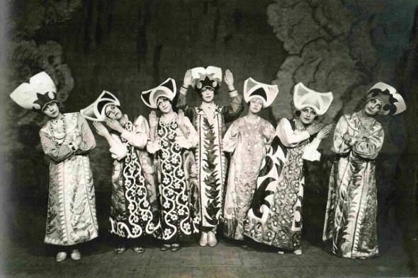 Восстановленные балеты «Русских сезонов» Дягилева покажут в Петербурге. Изображение № 3.