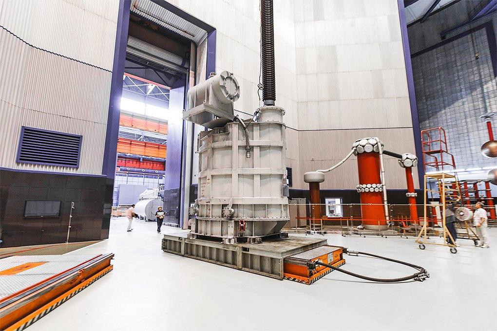 Производственный процесс: Как делают трансформаторы. Изображение № 33.