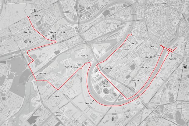 Власти рассказали оперспективах велодвижения вМоскве. Изображение № 17.