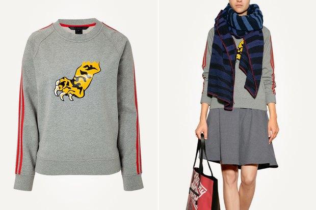 Где купить женский свитшот: 9 вариантов от1500 до12тысяч рублей . Изображение № 10.