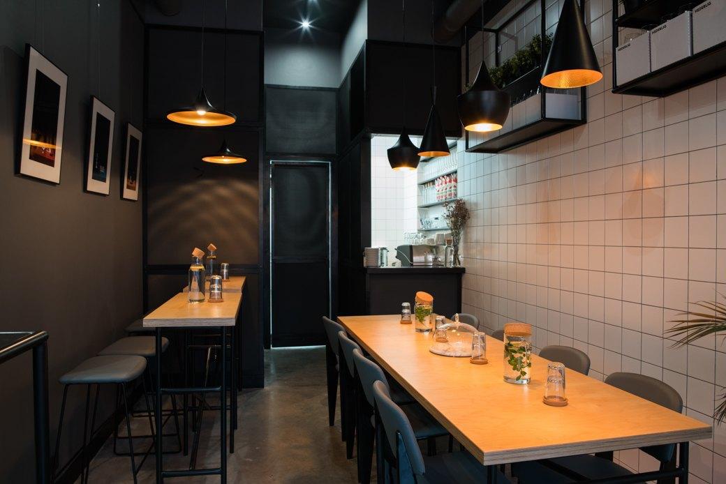 Кафе Table наЛесной улице. Изображение № 5.
