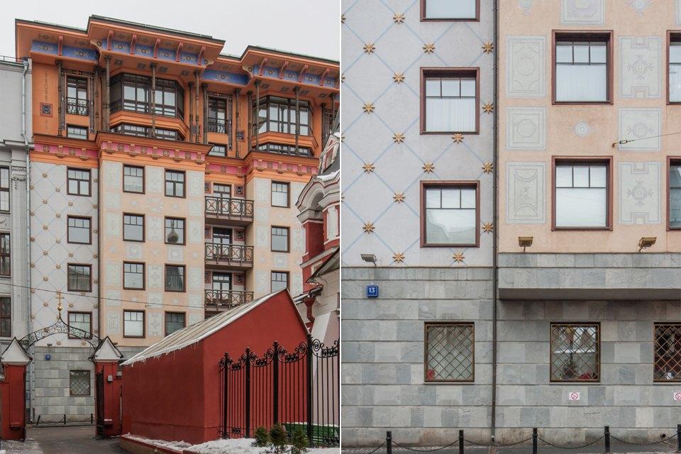 Нелужковский стиль: 5 удачных современных зданий вцентре Москвы. Изображение № 13.
