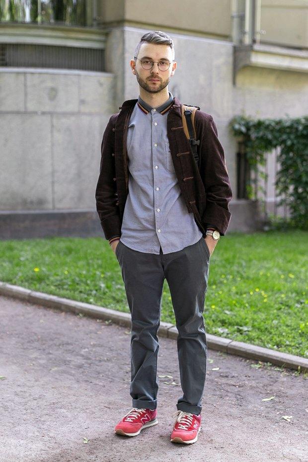 Антон Соколов, ведущий дизайнер Veeam Software. Изображение № 1.