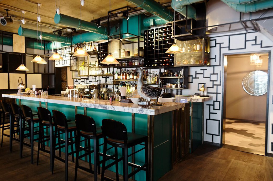 15 Kitchen+Bar. Изображение № 20.