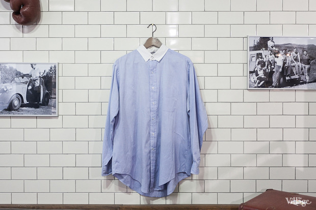 Рубашка Brooks Brothers — 1 700 рублей. Изображение № 18.