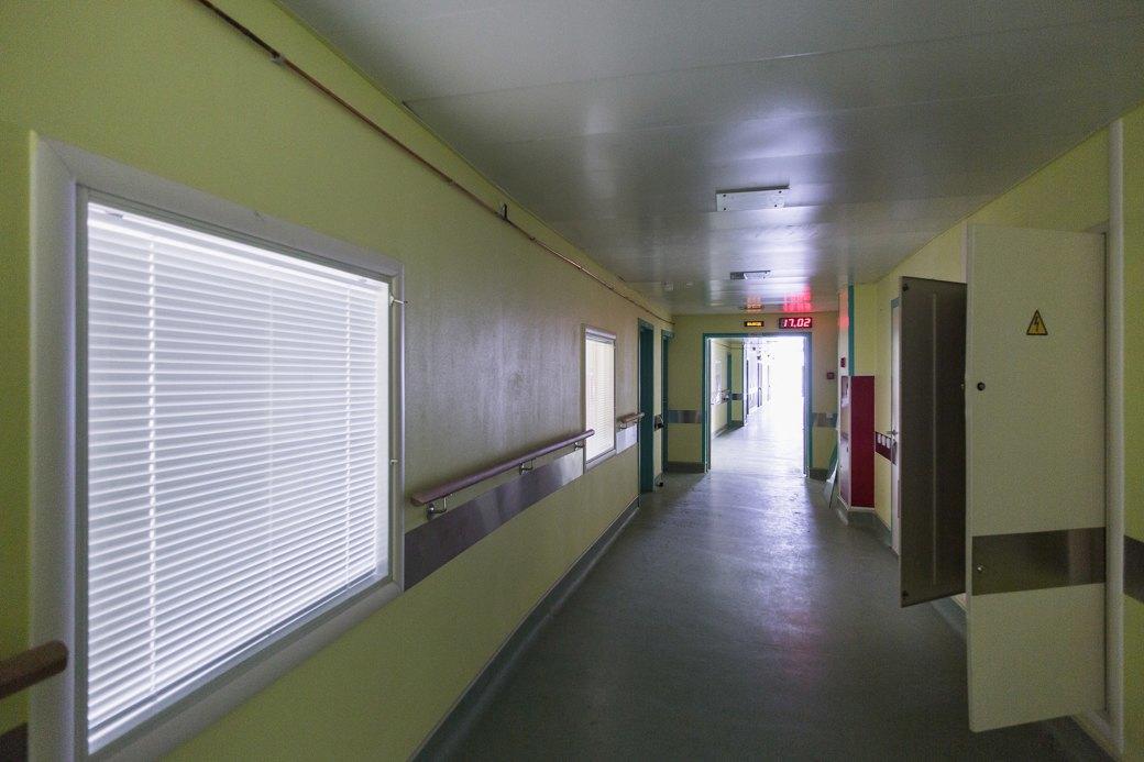 Как выглядит самая большая вРоссии инфекционная больница . Изображение № 15.