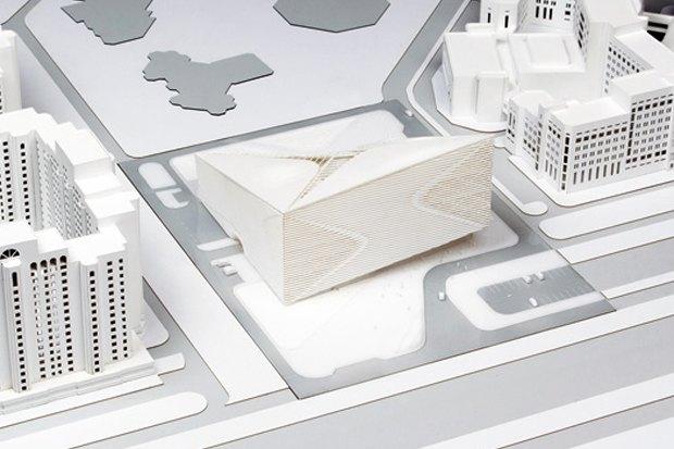 Представлены шесть проектов нового здания Политехнического музея. Изображение № 8.