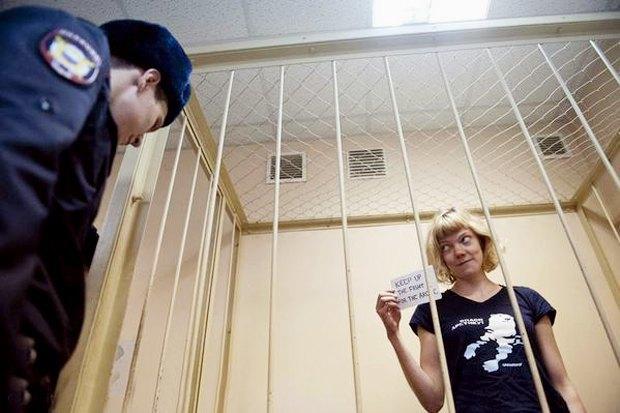 «В камере я много танцевала»: Активистка Arctic Sunrise о загрязнении Арктики и российской тюрьме. Изображение № 3.