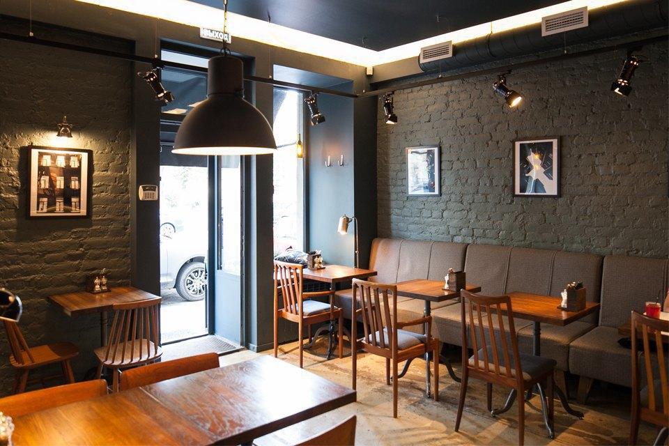 Кафе-бар «Бюро» на Петроградской стороне. Изображение № 8.