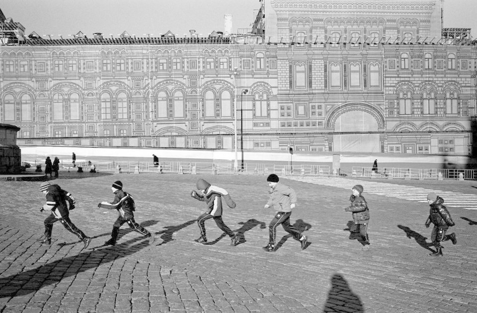 Камера наблюдения: Москва глазами Алексея Мякишева. Изображение № 14.