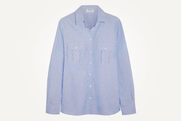 Рубашка Frame Denim. Изображение № 7.
