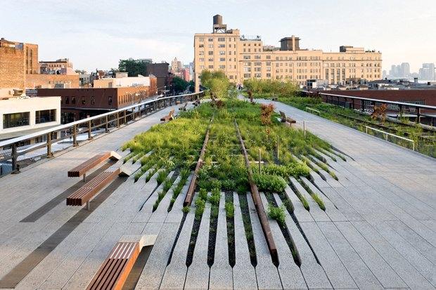 Как создать необычный парк: 5советов архитектора «Хай-Лайна». Изображение № 28.