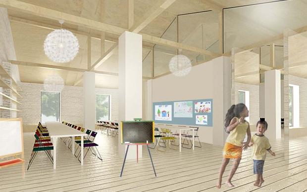 Образовательный центр «Гаража» откроется 1марта. Изображение № 1.