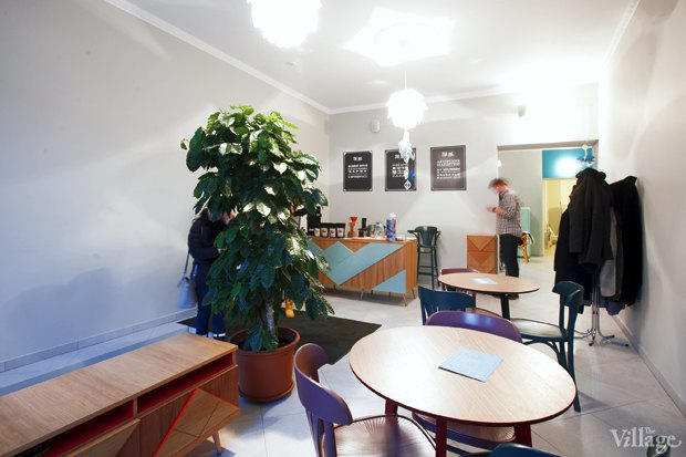 Новое место: Кофейня Double B . Изображение № 1.