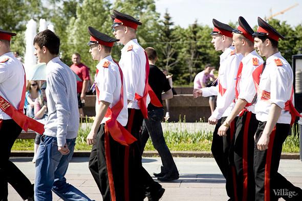 Изображение 56. Фоторепортаж: Последний звонок в Москве.. Изображение № 47.