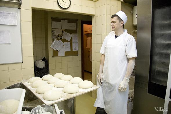 Фоторепортаж с кухни: Как пекут хлеб в «Волконском». Изображение № 11.