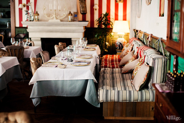 На районе: Рестораны на окраинах Петербурга. Изображение № 28.