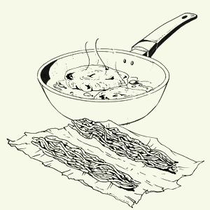 Завтракидома: Утренний бургер изкафе TheBurgerBrothers. Изображение № 4.