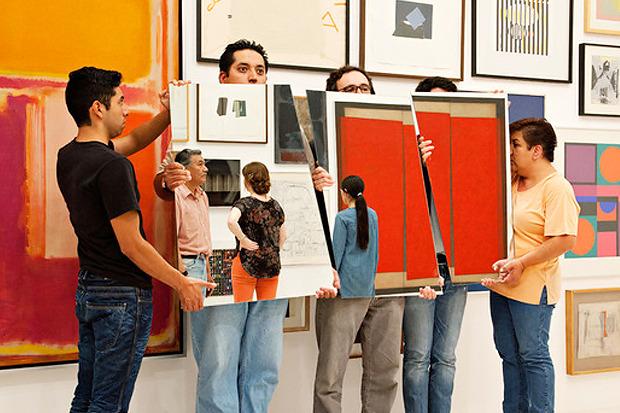 Гид по фестивалю «Современное искусство в традиционном музее». Изображение № 3.