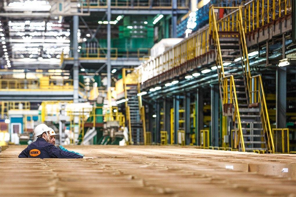 Производственный процесс: Как плавят металл. Изображение № 25.