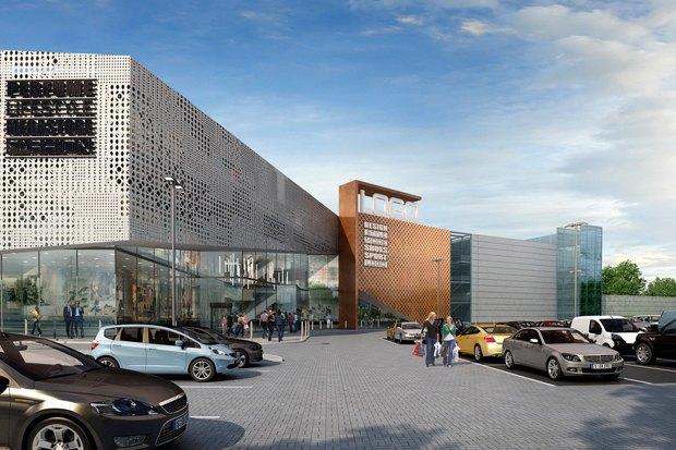 Торговые центры Москвы: 23 новых проекта. Изображение № 41.